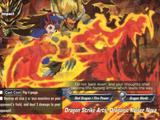 Dragon Strike Arts, Dragonic Kaiser Nova