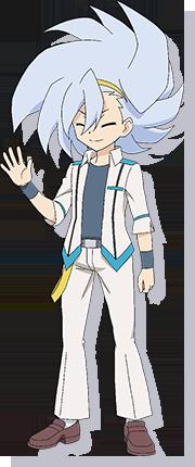 Raito Kurouzu Full Body