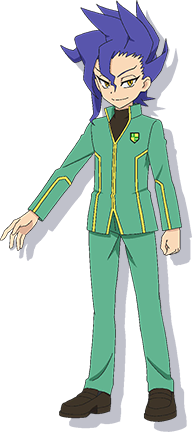 Seiji Kido (Full Body)