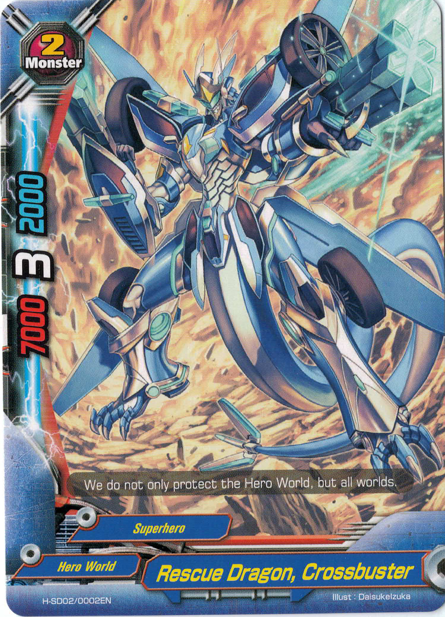 rescue dragon future card buddyfight wiki fandom powered by wikia