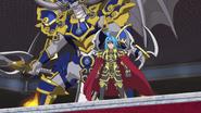 Tasuku & Orcus Sword Dragon