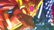 Gemclone, Origin Breaker (Anime-NC) Close