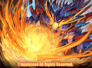 "Gagalgarios, ""Prison Pyre Demonic Wave!"" (Full Art)"