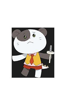 Mini Panda Full Body