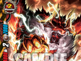 Lightning Strike Dragon Garjion