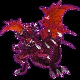 Demonic Dragon, Azi Dahaka Full Body