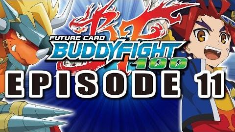 Episode 11 Future Card Buddyfight Hundred Animation-0