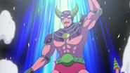 Champion Wrestler Asmodai (Buddy)