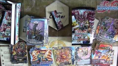 CobaltClaw Opens Booster Boxes Buddyfight - Neo Enforcer Ver. E 2nd