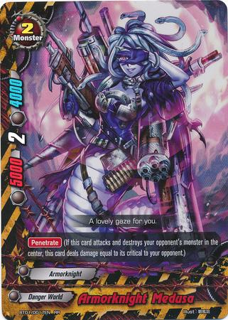 Armorknight Medusa