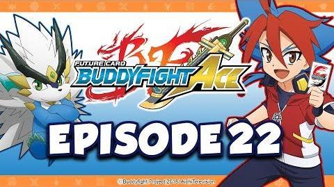 Episode 22 Future Card Buddyfight Ace Animation