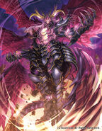 Great Demonic Black Dragon, Arch Enemy (Full Art)