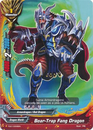 Bear-Trap Fang Dragon