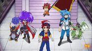 Triple D Protagonists