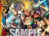Fifth Omni Dragon Lord, Crimson Drum
