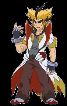 Bolt Fuchigami | Future Card Buddyfight Wiki | FANDOM