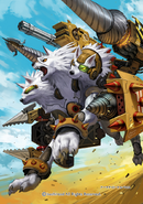 Armorknight Cerberus (Full Art)