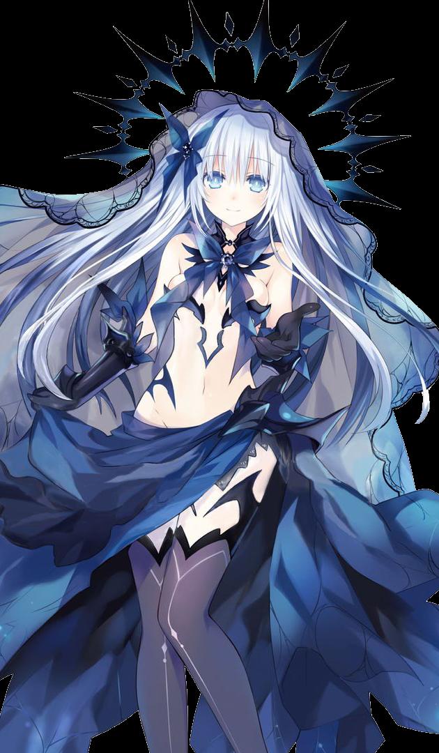 Inversed Spirit Devil Dark Origami Tobiichi