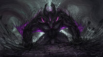 Dark Nether Dragon