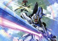 Sword Strike Gundam