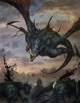 Dragon decapitation