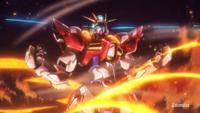 2234 Build Burning Gundam