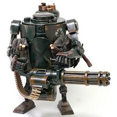 Support Unit 03, Tachyon Gatling Auxillary