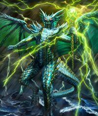 Dragon's Shadow-Thunder