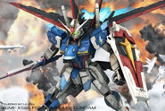 ZGMF X56S IMPULSE GUNDAM by Ladav01