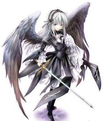 Heavenly Angel Roxy