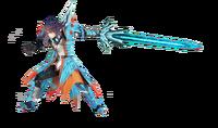 Savage Armor, Leviagrus Sword
