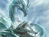 Dragon Sage Art