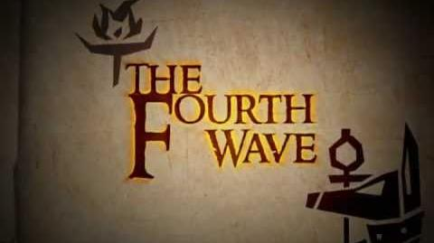 Buddy Rush - The Fourth Wave