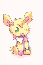 Baby jolteon by anysketches-db9newv