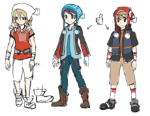 BDDY5male concept