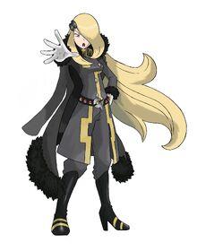 Commander Cynthia