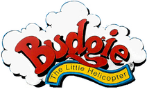 Budgie the Little Helicopter Logo
