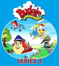 Budgie The Little Helicopter Series 3 (1996)