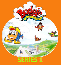 Budgie The Little Helicopter Series 1 (1993)