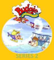 Budgie The Little Helicopter Series 2 (1995)