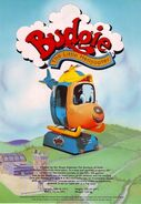 Budgie the Little Helicopter Ride Brochure