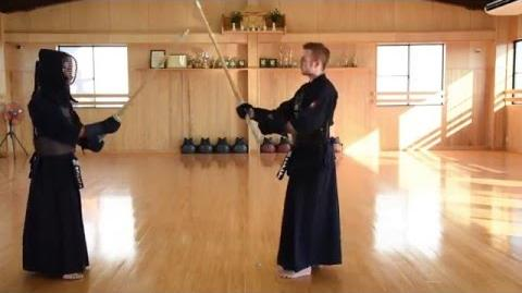 Valid Strikes in Kendo (Yuko Datotsu) with Andy FIsher