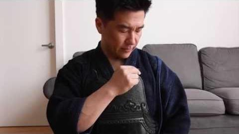 How to Tie Your Dou-Himo, Properly