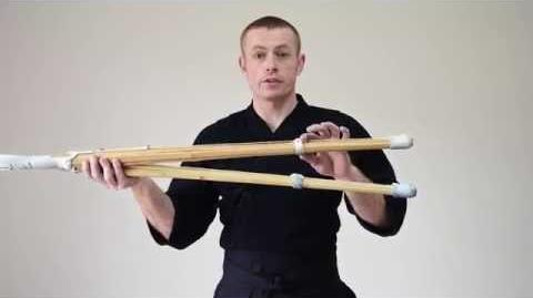 Kendo Gear - Types of Shinai and Shinai Maintenance - The Kendo Show