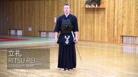 Kendo Basics - Manners & Etiquette - The Kendo Show