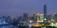 Guangzhou dusk 11-5-2008