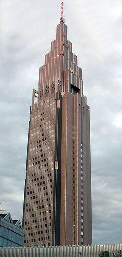 NTT DoCoMo Yoyogi Building Japan 2006