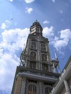 Wieża w Licheniu