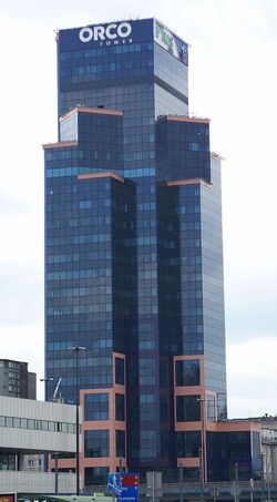 Orco tower warsaw 1