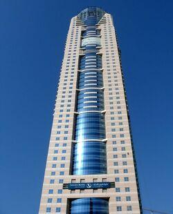 Emirates Marina Hotel & Residence on 13 September 2007